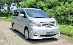Toyota Alphard 2007 DIY Yogyakarta dijual dengan harga termurah