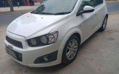 Mobil Chevrolet Aveo 2012 LT dijual, Lampung