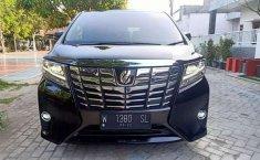 Jual Toyota Alphard G 2017 harga murah di Jawa Timur