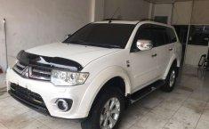Jual cepat Mitsubishi Pajero Sport Dakar 2013 di Lampung