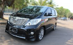 DKI Jakarta, dijual mobil Toyota Alphard G ATPM 2010 harga murah