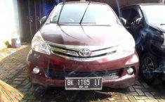 Jual mobil Toyota Avanza G 2015 terbaik di Sumatra Utara