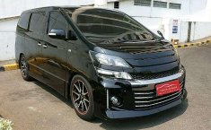 Jual mobil bekas murah Toyota Vellfire 2013 di DKI Jakarta