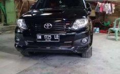 Toyota Fortuner 2014 Riau dijual dengan harga termurah