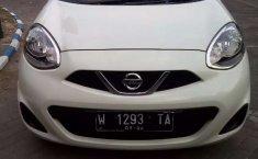 Jual cepat Nissan March 2014 di Jawa Timur