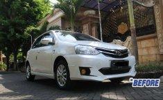 Jawa Timur, Toyota Etios 2015 kondisi terawat