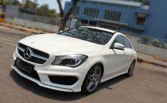 Jual mobil Mercedes-Benz CLA 200 AMG SPORT AT 2014 bekas DKI Jakarta
