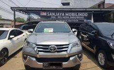 Sumatra Selatan, Toyota Fortuner G 2016 kondisi terawat