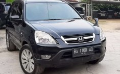 Jual cepat Honda CR-V 2.0 i-VTEC 2004 di Sumatra Barat
