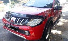 DIY Yogyakarta, jual mobil Mitsubishi Triton 2016 dengan harga terjangkau