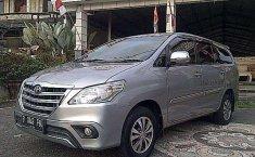 Jual Toyota Kijang Innova E 2.0 2014 harga murah di Bali