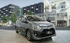 Toyota Agya 2017 Jawa Timur dijual dengan harga termurah