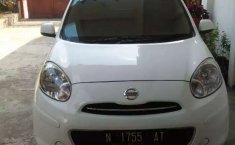 Jual mobil Nissan March 2012 bekas, Jawa Timur