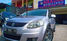 Jual Suzuki SX4 X-Over 2009 harga murah di Riau