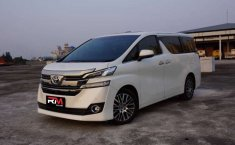 DKI Jakarta, jual mobil Toyota Vellfire G 2015 dengan harga terjangkau