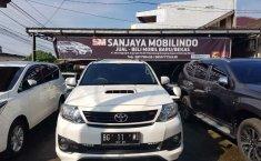 Mobil Toyota Fortuner 2015 TRD terbaik di Sumatra Selatan
