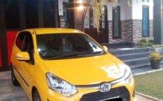 Jual mobil Toyota Agya G 2019 bekas, Lampung