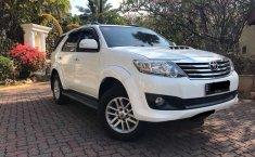Jual Toyota Fortuner G 2013 harga murah di DIY Yogyakarta