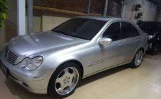 Mercedes-Benz C-Class 2003 DKI Jakarta dijual dengan harga termurah