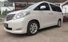 Jual mobil bekas murah Toyota Alphard G 2010 di Lampung