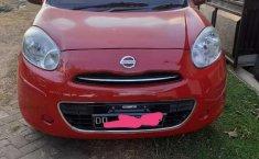 Jual cepat Nissan March 2013 di Sulawesi Selatan