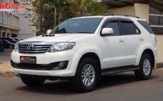DKI Jakarta, Jual mobil Toyota Fortuner G Diesel 2.5 VNT 2014 dengan harga terjangkau