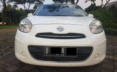 Dijual Mobil Nissan March 1.2 AT 2011 bekas murah di Banten