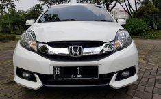 Dijual Mobil Honda Mobilio 1.5 E CVT 2015 murah di Banten