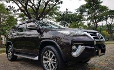 Jual cepat Toyota Fortuner VRZ AT Diesel 2WD 2016 di Banten
