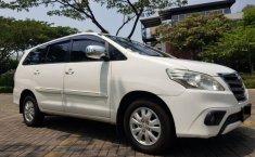 Jual mobil Toyota Kijang Innova 2.5 G AT Diesel 2014 bekas di Banten