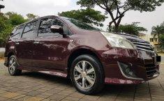 Jual cepat Nissan Grand Livina HWS AT 2012 di Banten