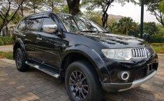 Mobil Mitsubishi Pajero Sport Exceed AT 2012 dijual, Banten