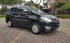 Jual cepat Toyota Kijang Innova 2.0 V Luxury 2013 di Banten
