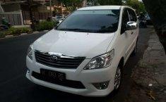 Jual cepat Toyota Kijang Innova J 2014 di Jawa Timur