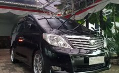 Mobil Toyota Alphard 2010 X dijual, Sulawesi Selatan