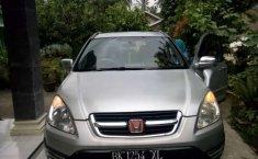 Jual Honda CR-V 2004 harga murah di Sumatra Utara