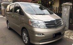 Jawa Barat, jual mobil Toyota Alphard G 2004 dengan harga terjangkau