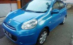 Mobil Nissan March 2013 1.2 Automatic dijual, Jawa Barat