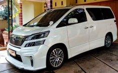 DKI Jakarta, jual mobil Toyota Vellfire Z 2010 dengan harga terjangkau
