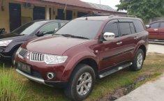 Jual Mitsubishi Pajero Sport Exceed 2009 harga murah di Riau