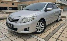 Banten, Toyota Corolla Altis G 2009 kondisi terawat