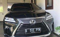Mobil Lexus RX 2016 200T dijual, Banten