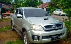 Jual mobil bekas murah Toyota Hilux 2010 di Sulawesi Selatan
