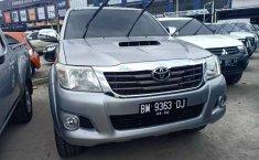 Riau, jual mobil Toyota Hilux E 2015 dengan harga terjangkau