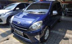 Jual mobil Toyota Agya G 2014 bekas di Jawa Barat