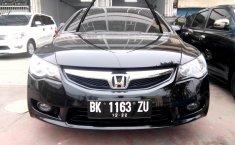 Jual mobil bekas Honda Civic 1.8 i-Vtec 2009 dengan harga murah di Sumatra Utara