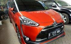 DKI Jakarta, dijual mobil Toyota Sienta Q 2016 bekas