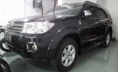 Jual mobil bekas murah Toyota Fortuner 2.5 G 2010 di Sumatra Utara
