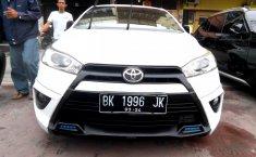 Jual mobil Toyota Yaris TRD Sportivo 2014 bekas di Sumatra Utara
