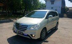 Mobil Toyota Kijang Innova 2014 2.0 G dijual, DIY Yogyakarta